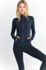 Nylon Active Jacket