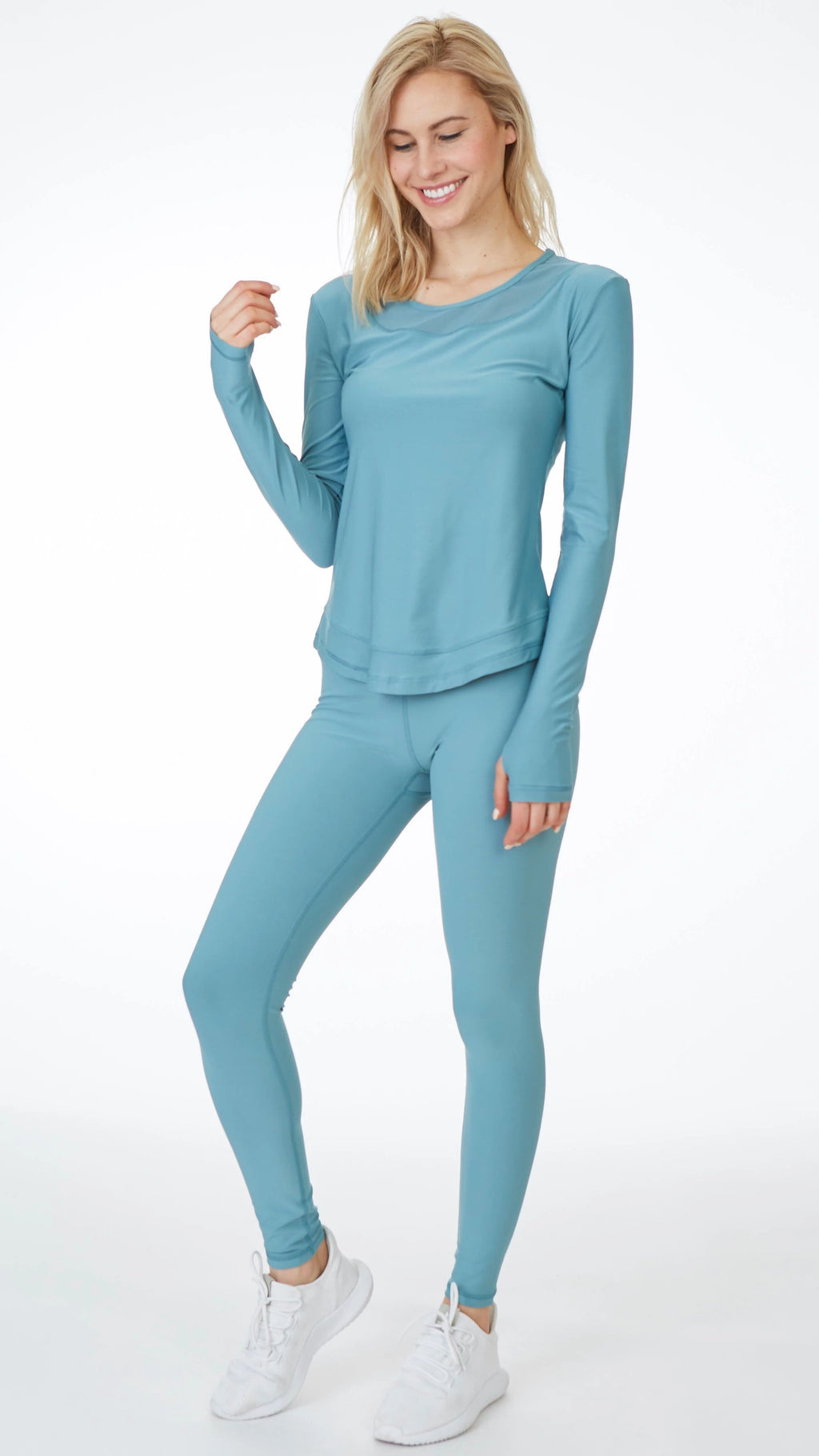 Gottex Studio Round Long Sleeve Top - Gottex Studio