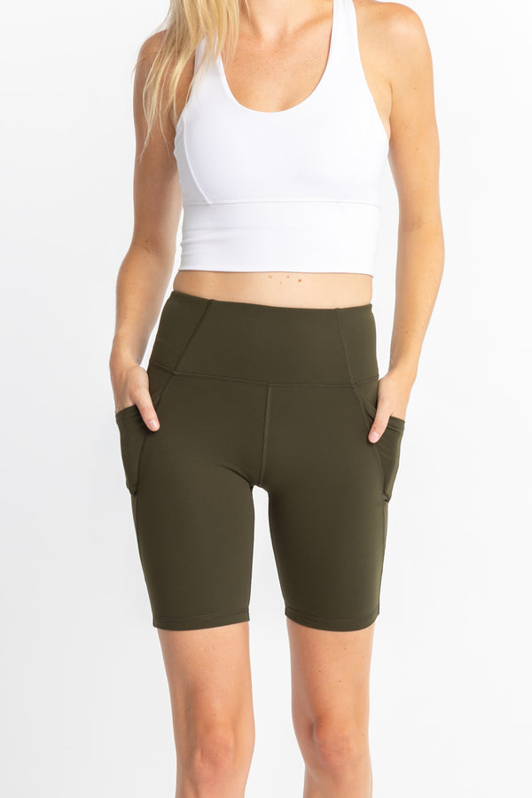 Gottex Studio Nylon Active Biker Short