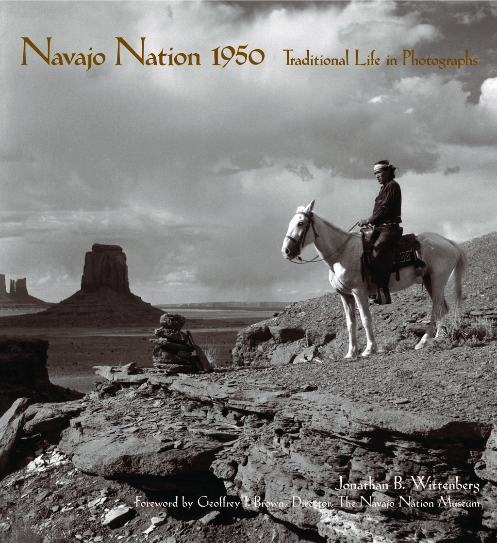 Navajo Nation 1950: Traditional Life in Photographs