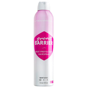 Great Barrier Heat Protectant Hairspray