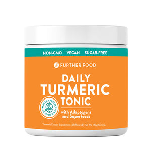 Daily Turmeric Tonic | Further Food