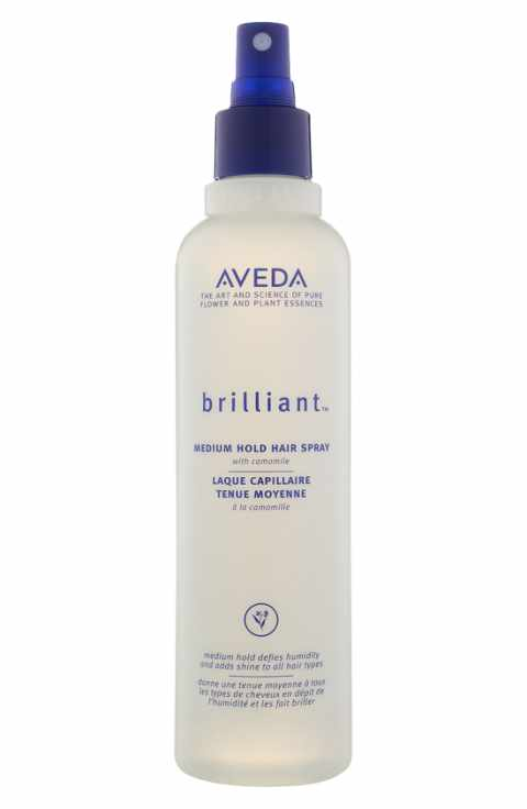 brilliant™ medium hold hair spray