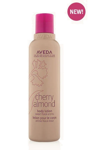 cherry almond body lotion | Aveda