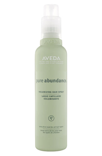 pure abundance™ volumizing hair spray