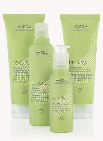 be curly™ set | shampoo, conditioner, curl enchancer, style prep