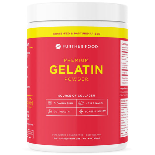 Premium Gelatin Powder | Further Food