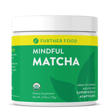 Mindful Matcha | Further Food