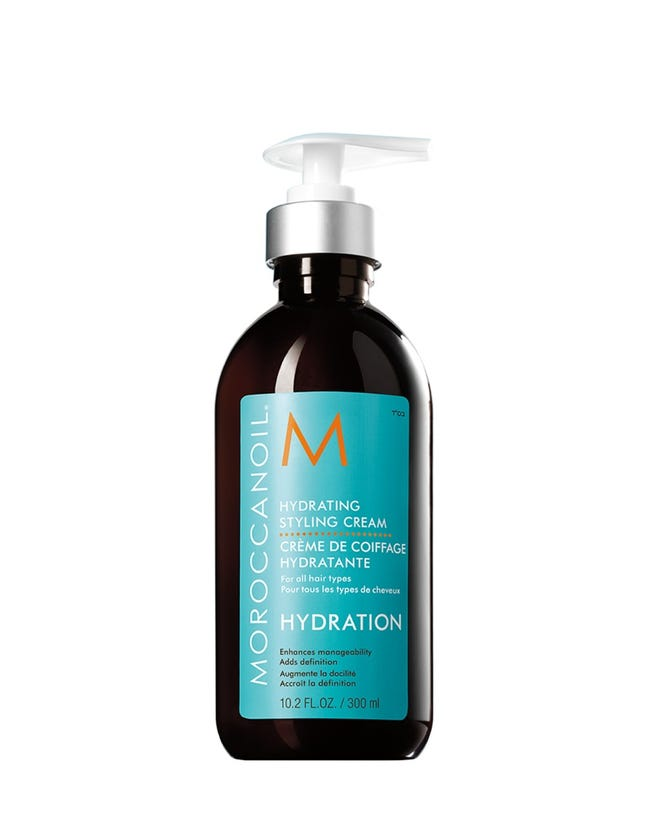 Hydrating Styling Cream | Moroccanoil