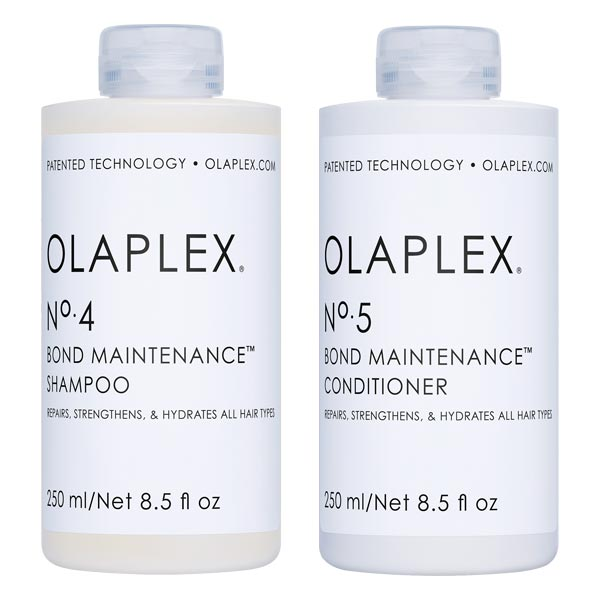 Olaplex No.4 & No.5 Bond Maintenance Duo | Shampoo & Conditioner