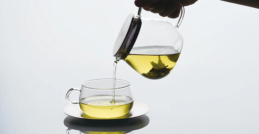 Unitea One Touch Tea Pot
