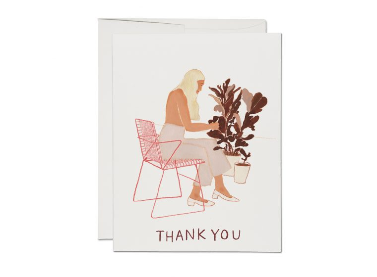 Pruning Plants Card