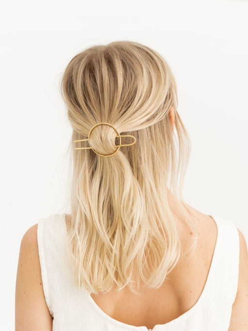 Gold Hair Pin