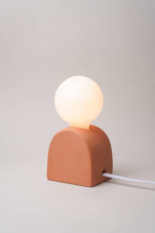 Mima Table Lamp - Terracotta