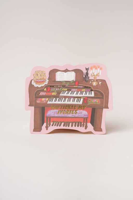 Tickle My Ivories - Boxed Set Cards