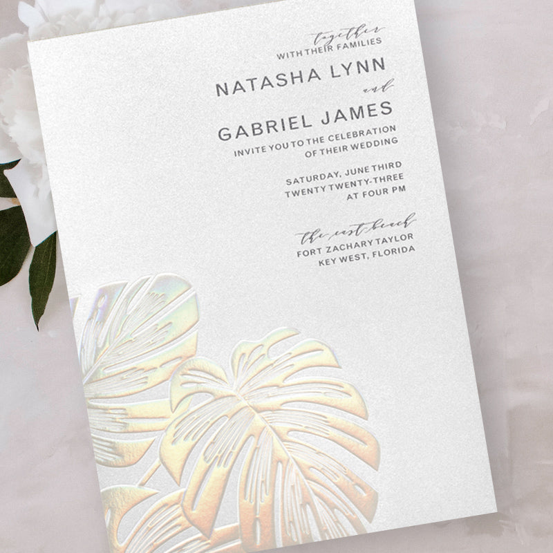 Carlson Craft Wedding Invitations