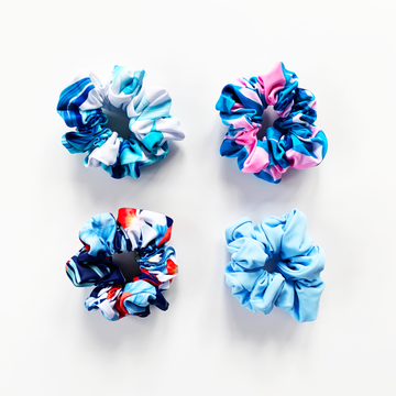 Party in San Tropez Scrunchie Pack - Vaya Island