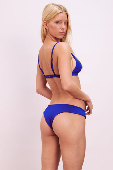 Vues Royal Blue Bottom (Ribbed) - Vaya Island