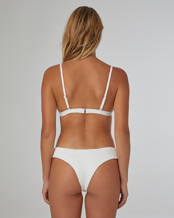 Vues White Bottom (Ribbed) - Vaya Island