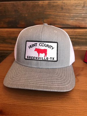 Hunt County Richardson Hat
