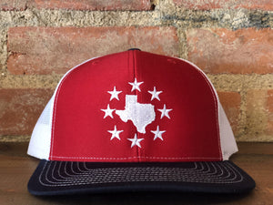 Stars of Texas Hat