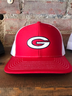 Greenville G Red Hat