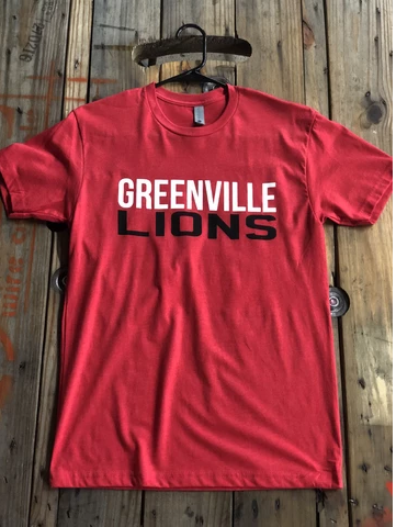 Greenville Lions Tee