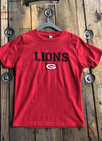 Youth Lions Tee