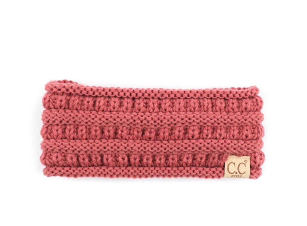Kids CC Head Wrap