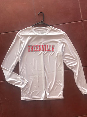 Greenville Gray Long Sleeve
