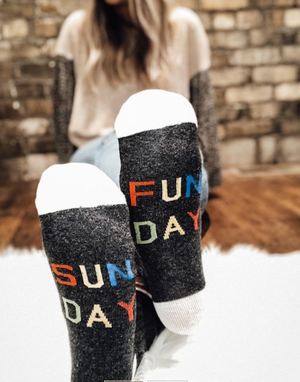Sunday Funday Socks