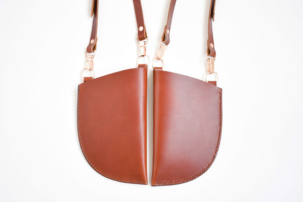 Tasca Holster | Saddle Leather