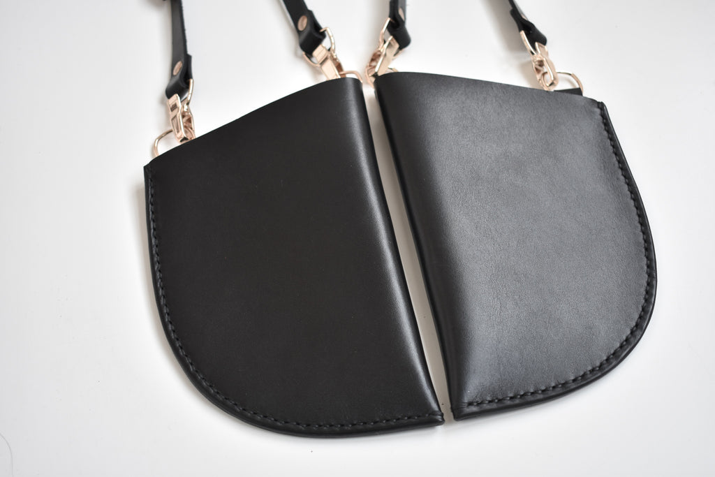 Tasca Holster | Black Leather