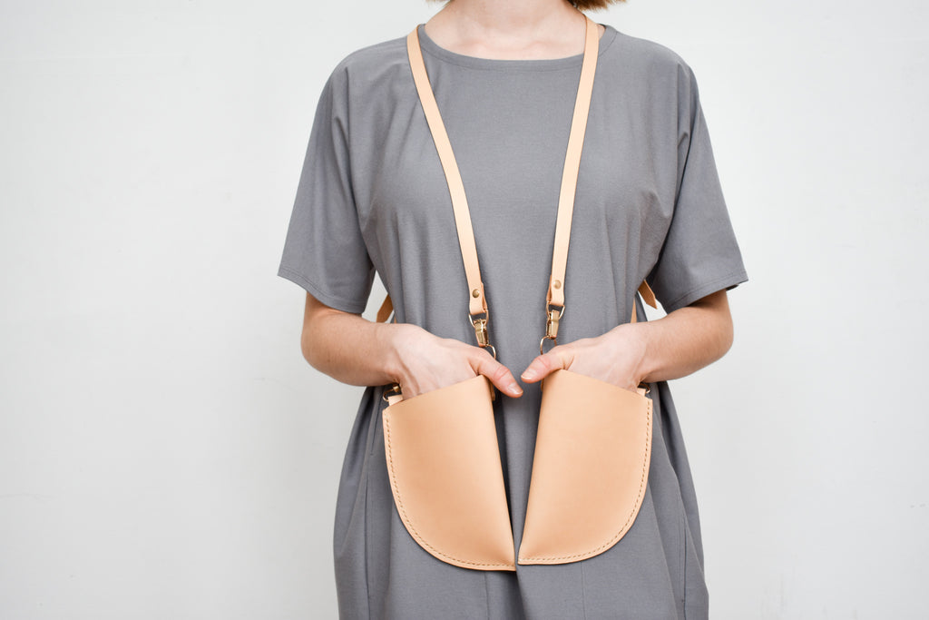 Tasca Holster | Natural Leather