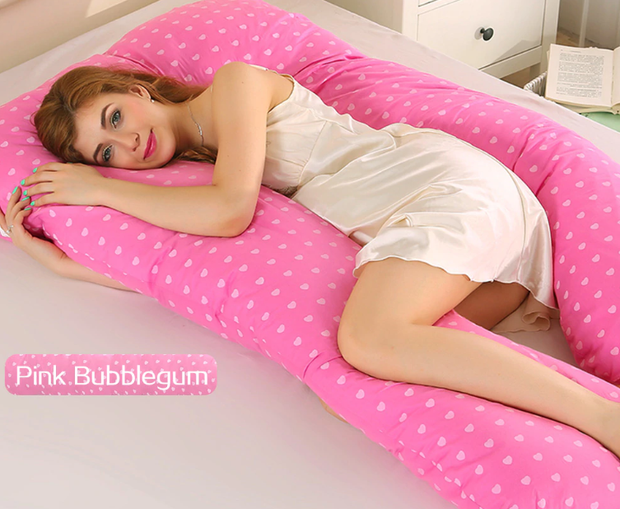 ULTIMATE GIANT BODY SUPPORT PILLOW
