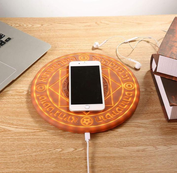 Magic array wireless charger - Technology is the magic of muggles