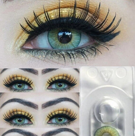 Natural Pupil Contact Lens