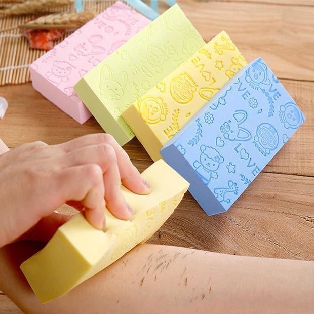 Special skin exfoliating sponge for sensitive skin - BUY 3 FREE SHIPPING