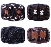 Trendbox 4 Pcs Comb Set