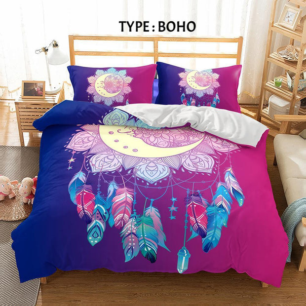 3D Bedding Set