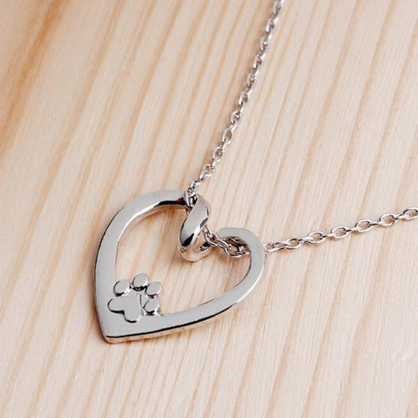 PAW LOVER NECKLACE