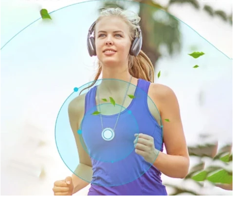 Wearable Air Purifier 2.0