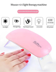 Poly Gel Nail Kit 🎁Free Nail Lamp