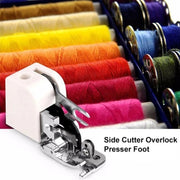 Side Cutter Overlock Sewing Machine