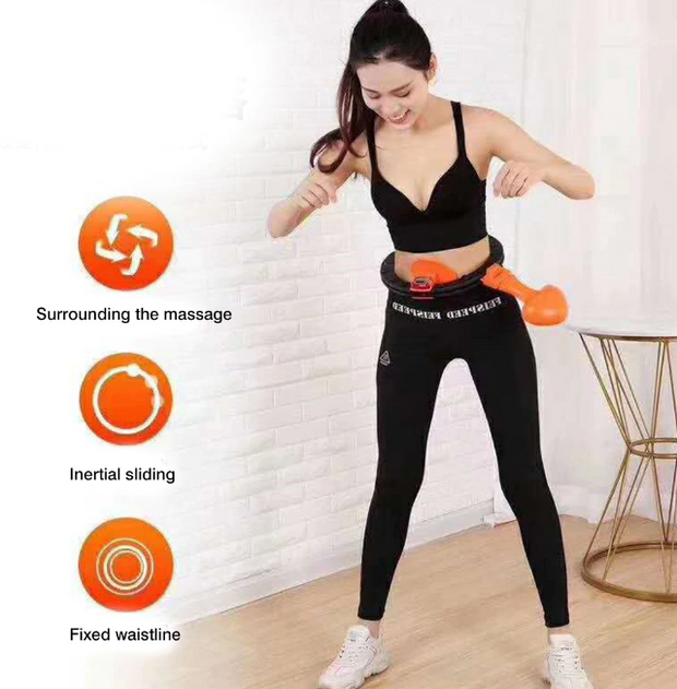 Smart Counting Portable Sport Hoops