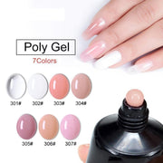 Poly Gel Nail Paint