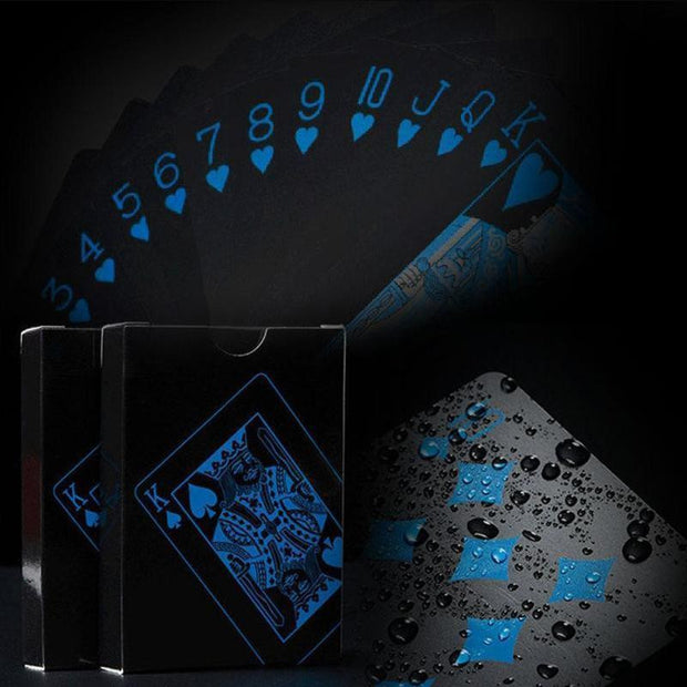 55pcs/deck Cards Night Glow