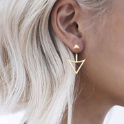 Ear Jackets Bar Studs