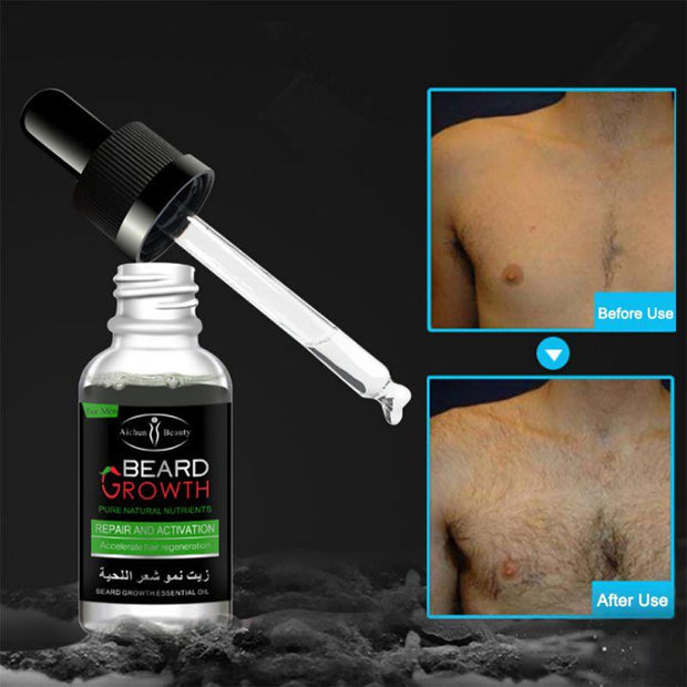 Men Beard Growth Shaping Tool