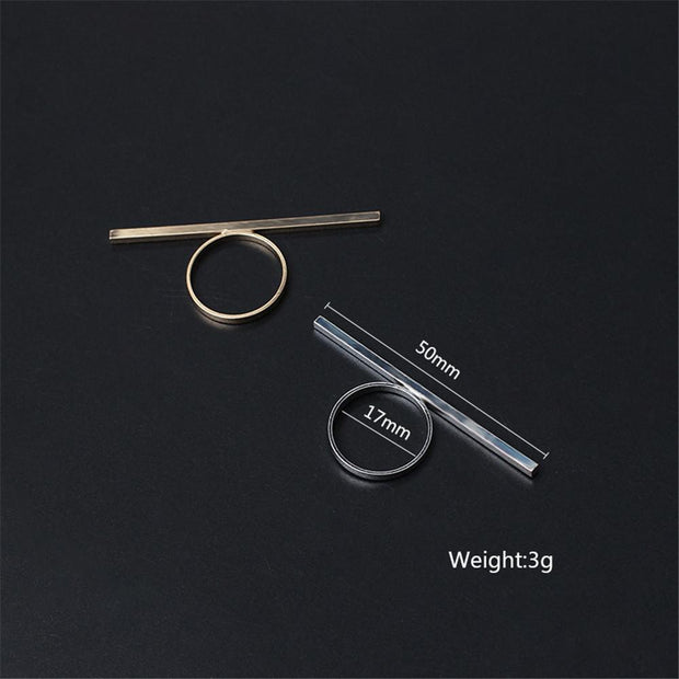Long Bar Knuckle Ring